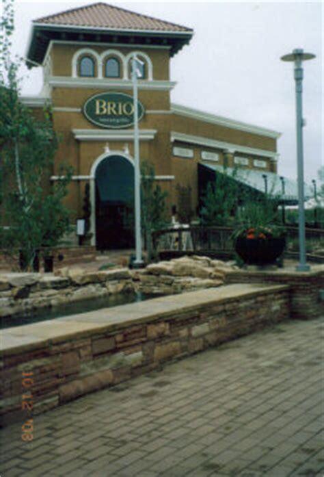 brio denver pictures restaurant chain links page