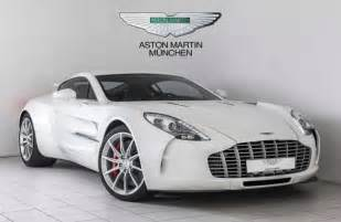 One 77 Aston Martin Price For 3 5m This Aston Martin One 77 Could Top Anyone S Car