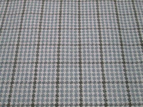 plaid automotive upholstery fabric 1 3 4 yds x 58 quot of plaid vintage car and auto upholstery