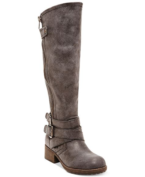 macy s paw boots madden boots master shaft from macys epic