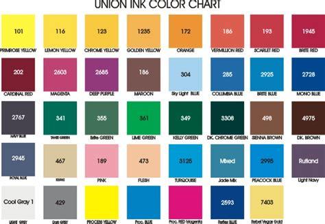 union colors screen print