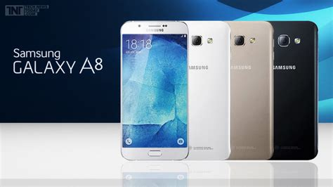 Harga Samsung A8 Warna Gold samsung galaxy a8 is a slim phone with impressive features