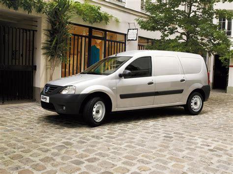 2009 Dacia Logan Van Conceptcarz Com