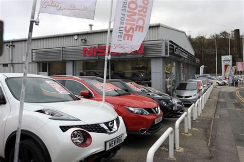 Colin Appleyard Suzuki Cars Colin Appleyard Is A Family Business But Not A Small