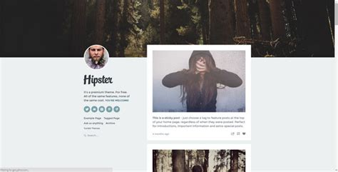 themes tumblr free best 50 best free tumblr themes 2016 for clean portfolio gags