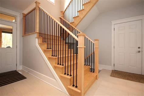 cheap banister ideas cheap stair railing ideas cheap stair parts staircase