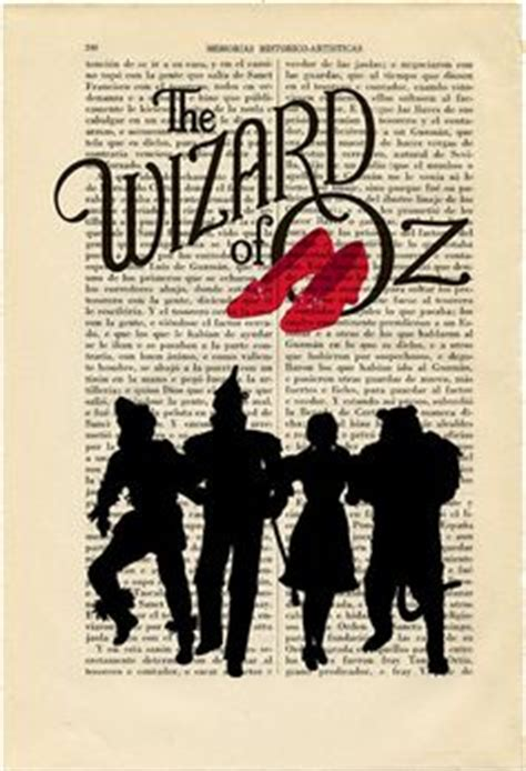 printable wizard of oz quotes custom clip art design transfer digital file vintage