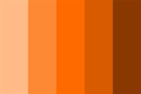 sunset color palette sunset oranges color palette