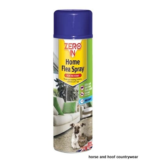 stv international home flea spray