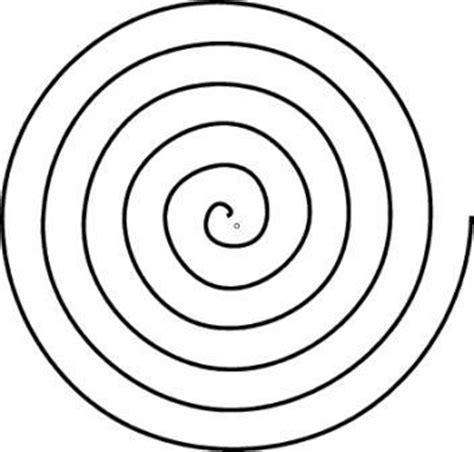 spiral template 107 spiral circle