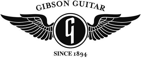 Gibson Usa Logo Black T Shirt logos gibson musical instruments