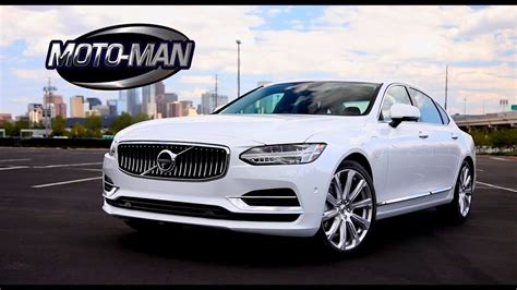 S90 T8 Review by 2018 Volvo S90 T8 Motavera