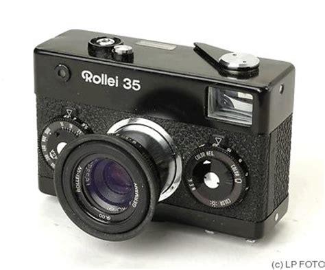rollei: rollei 35 black price guide: estimate a camera value