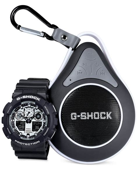 Box Gshock Box G Shock Sale Box Jam Tangan Gshock g shock ga100bw 1abt box set with bluetooth speaker g central g shock