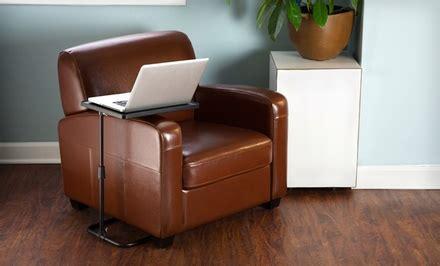 swivel laptop desk 19 99 for an adjustable swivel laptop desk groupon