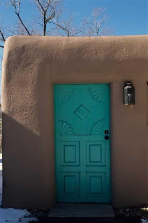 southwestern style exterior doors