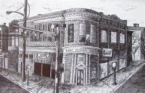 draw building pencil drawings of buildings viewing gallery