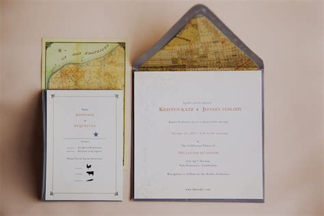 san francisco wedding invitation design rainy day san francisco wedding part 1 every last detail