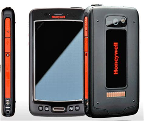 rugged pc review.com handhelds and pdas: honeywell