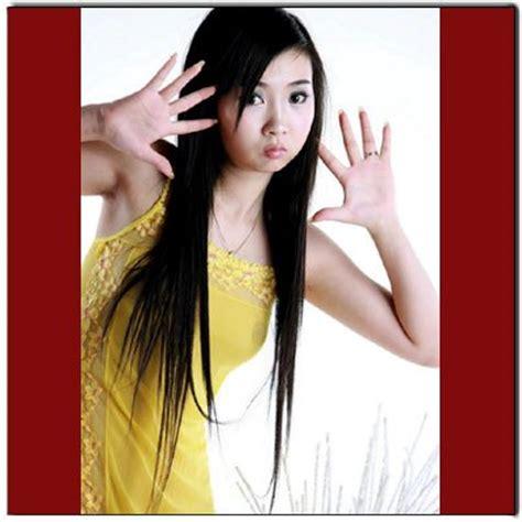 Dress Gadis Kepang artis terbaru artis cina