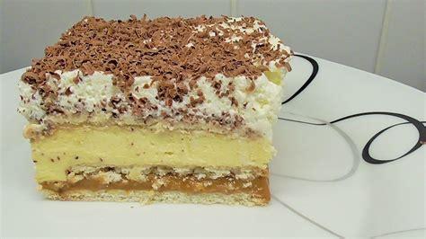 kuchen backen einfach leckere kuchen mit karamell ohne backen 3 bit