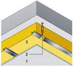 isoler un plafond du bruit