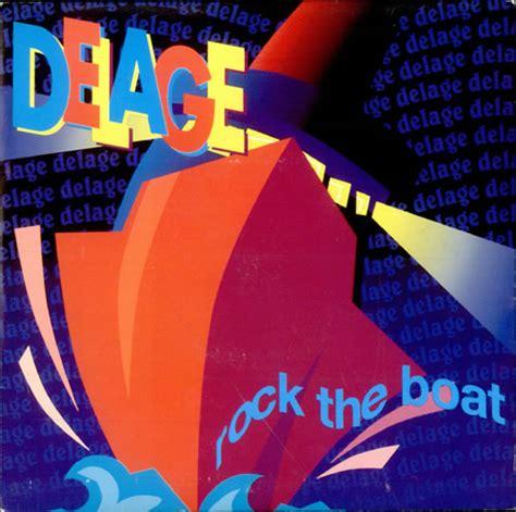 rock the boat key delage rock the boat uk 7 quot vinyl single 7 inch record