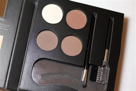 Nyx Eyebrow Kit With Stencil the nyx eyebrow kit hopes you ll make time to stencil it