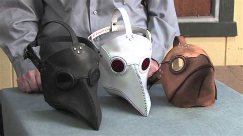 plague doctor mask template tom banwell s plague doctor masks