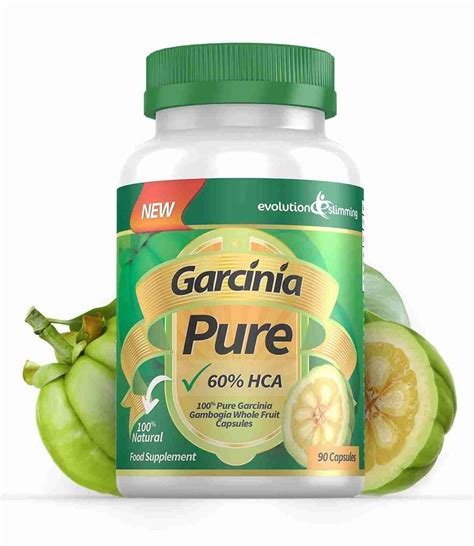 Detox 90 Dietary Supplement Evolution by Garcinia Cambogia 60 Hca Burning Weight Loss
