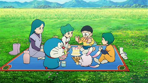 doraemon movie green giant legend in hindi doraemon the movie adventure of koya koya planet in hindi