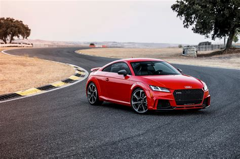 Cost Of Audi Tt by U S Spec 2018 Audi Tt Rs To Debut In New York Cost