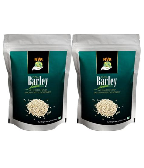 G 2 Pack nvr pearl barley 500 g pack of 2 buy nvr pearl barley 500 g pack of 2 at best prices in