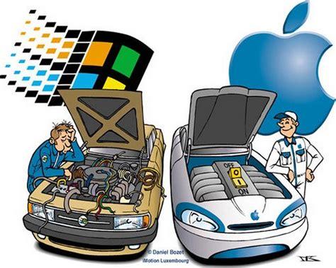 apple vs microsoft apple mac vs microsoft windows pc is over business insider