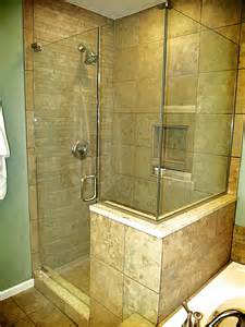 Shower After Bath Remodelaholic Master Bathroom Before After And