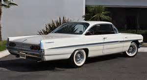 1961 Pontiac Bonneville 1961 Pontiac Bonneville Top 178705