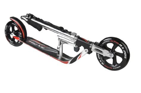 hudora big wheel scooter  tret roller klappbar city