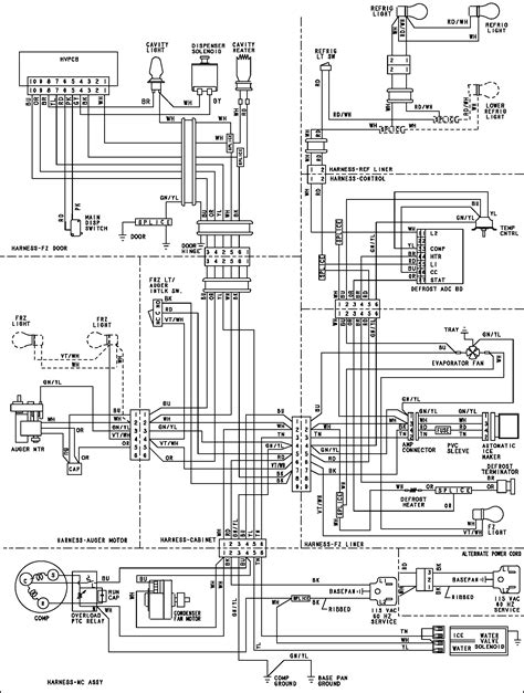 amana washing machine wiring diagram amana free engine
