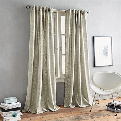 dkny curtain panels dkny urban luster back tab window curtain panel www