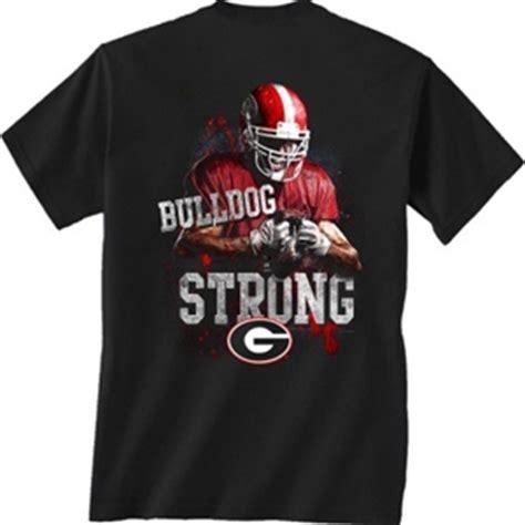 georgia bulldogs fan apparel uga bulldog strong t shirt georgia bulldogs apparel