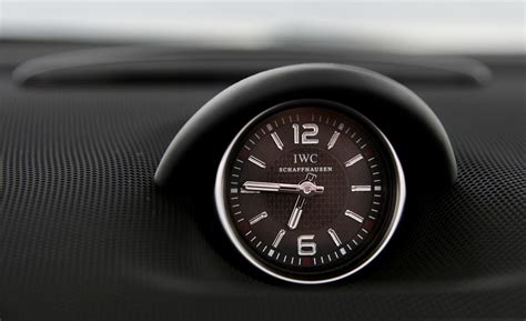 mercedes dashboard clock car and driver