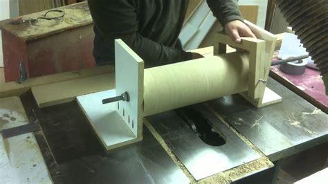 wooden tool mans diy drum sander making  drum  tips