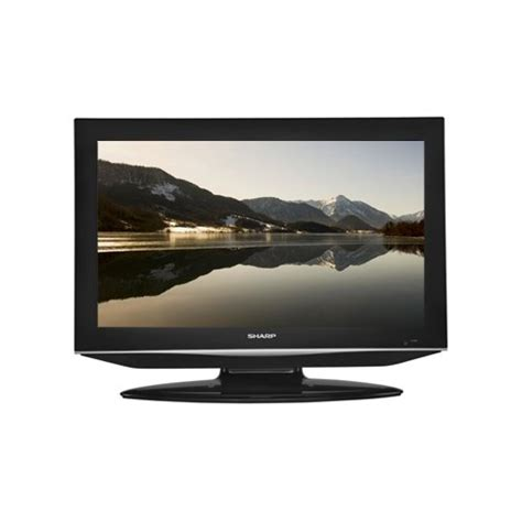 Tv Aquos 32 Inch sharp aquos lc32dv28ut 32 inch lcd tv dvd combo unit black 074000372405 549 00