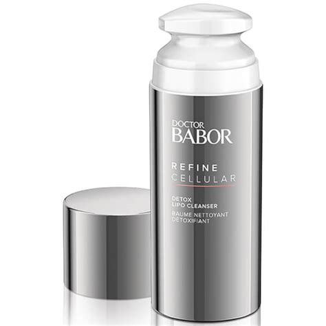 Cellular Detox Centers by Babor Doctor Refine Cellular Detox Lipo Cleanser 100ml