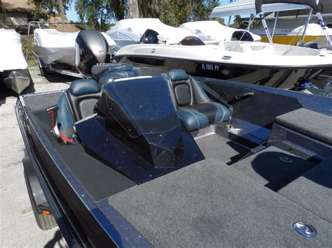 used ranger bass boats for sale florida 2016 used ranger z175 bass boat for sale 28 995