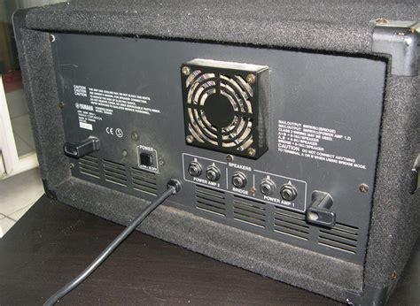 Power Mixer Yamaha Emx yamaha emx660 image 106217 audiofanzine