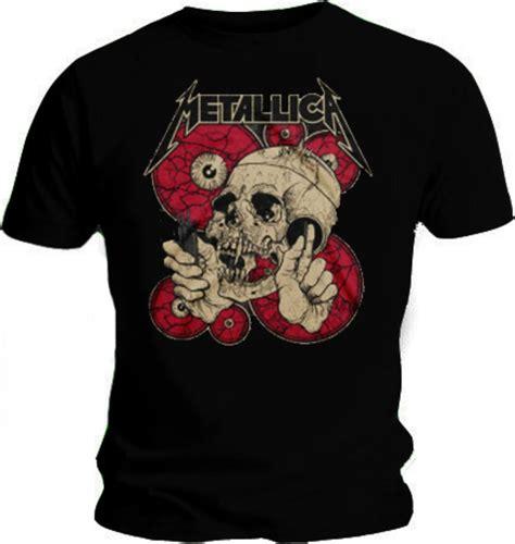 Metallica Skull official t shirt metallica skull you l