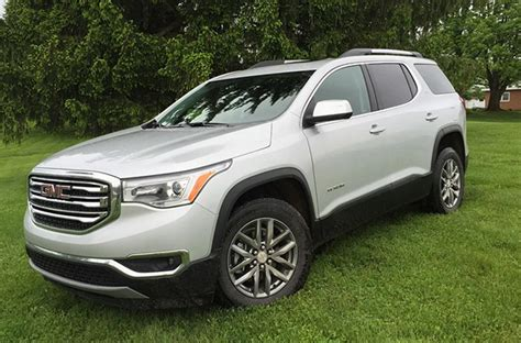 2020 gmc acadia length 2021 gmc acadia redesign release date changes 2020 gmc
