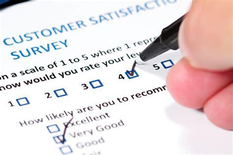 Customer Survey - levelspro customer satisfaction survey challenge
