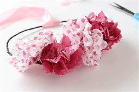 ghirlanda di fiori di carta ghirlanda boho chic con fiori di carta nuvolosit 224 variabile